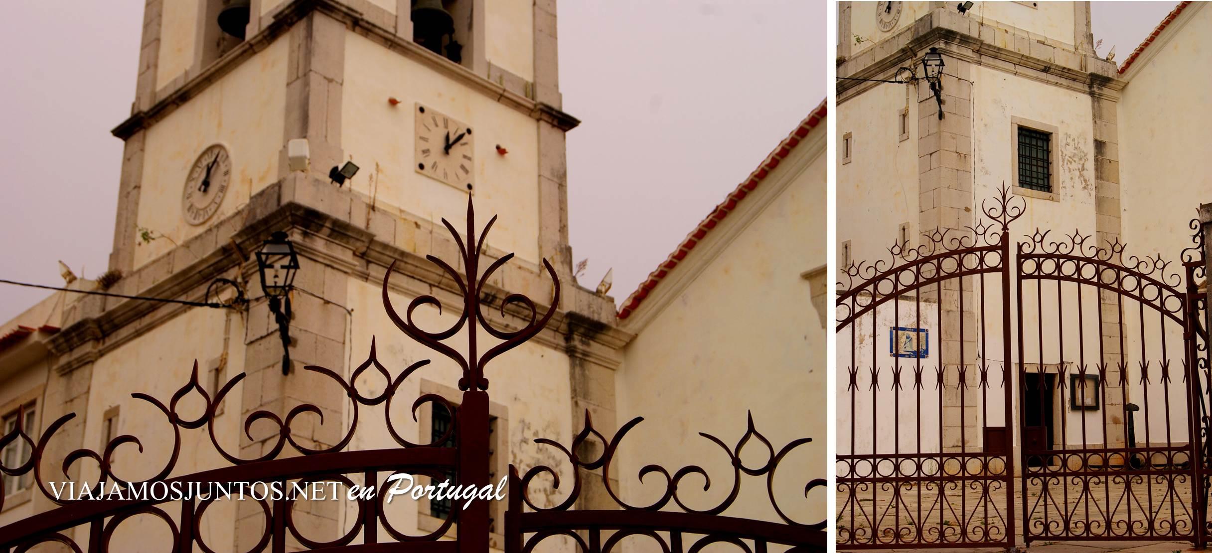 Iglesia, Sesimbra, Portugal