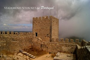 Donde nace la niebla de Sesimbra... Portugal