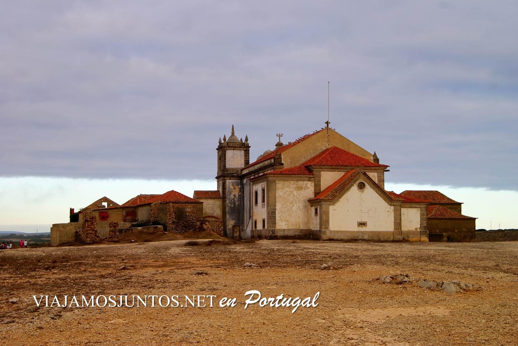 El  Santuario del Cabo Espichel, Portugal