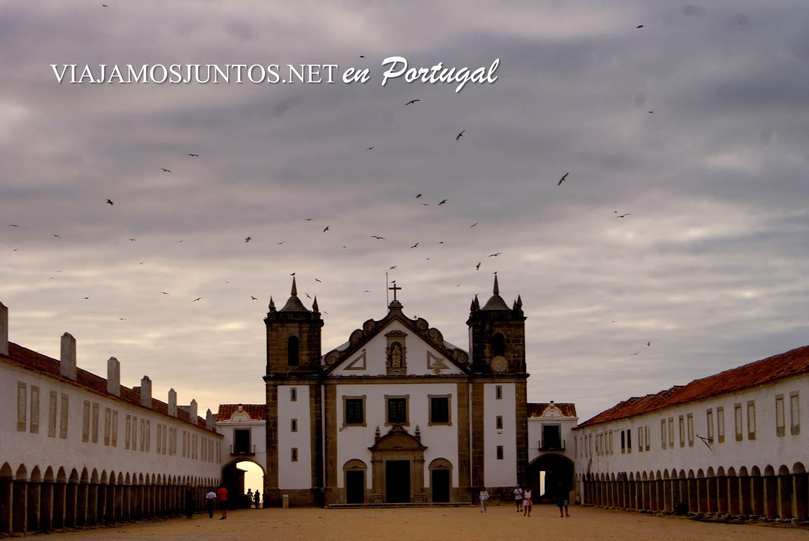 Iglesia del Santuario del Cabo Espichel, Portugal