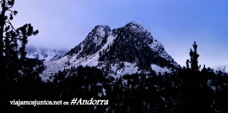 GR7 Escaldes-Refugio de L'Illa; Andorra trekking, Pirineo Oriental