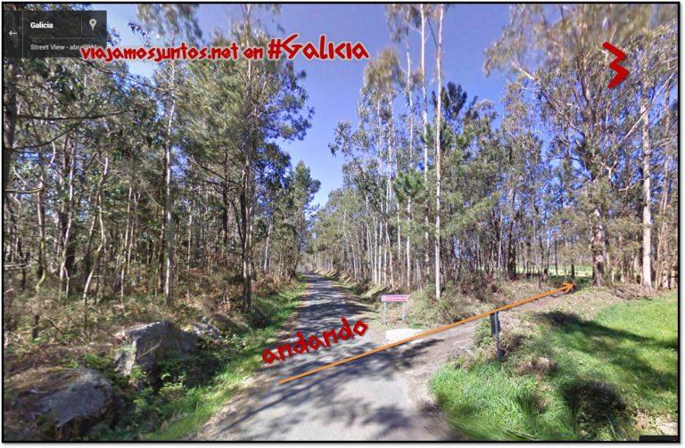Dolmen de Piedra Moura; Ruta de los dólmenes de Vimianzo; Dumbría, Costa da Morte, Galicia