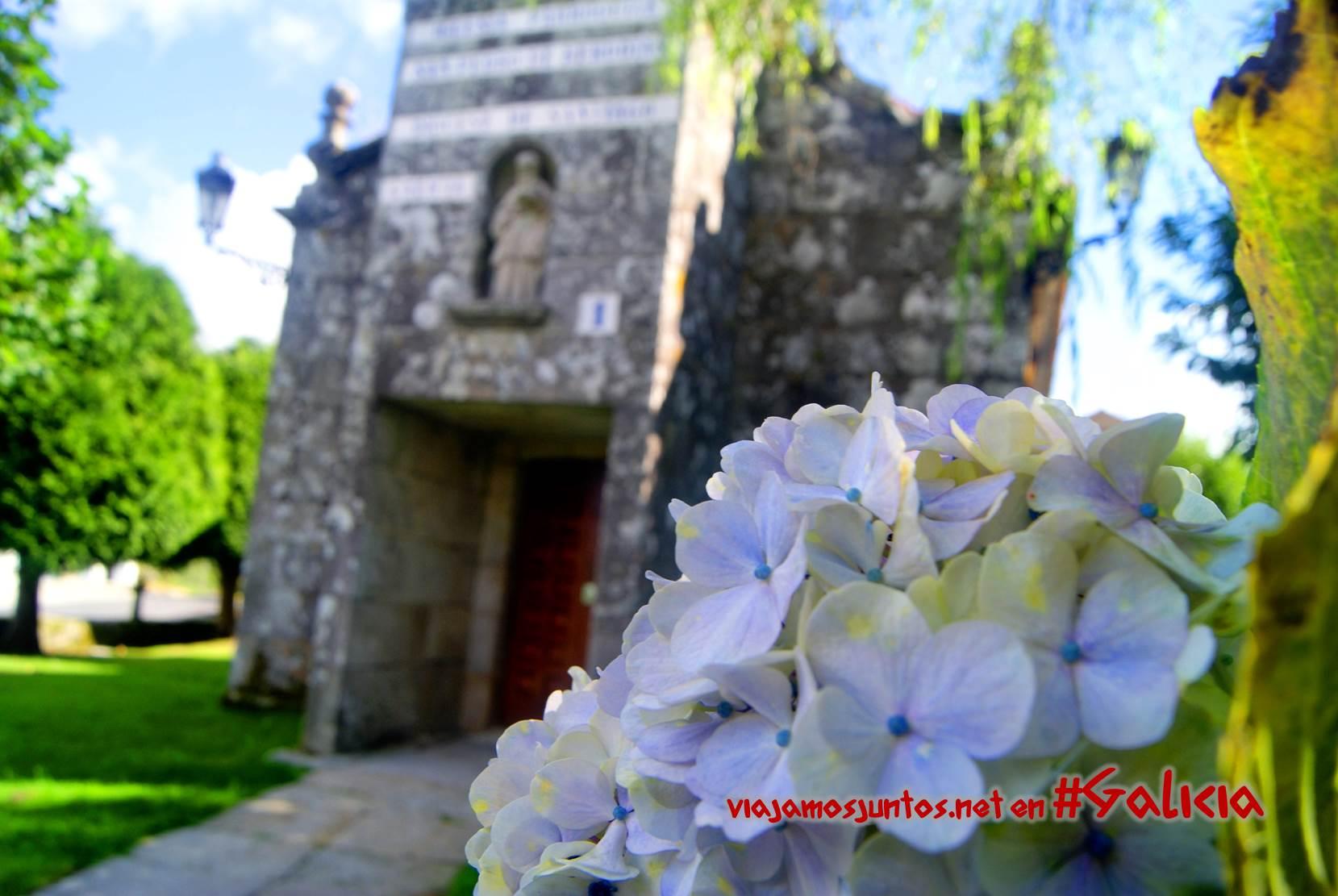 Entornos mágicos de Galicia, Costa da Morte, Galicia; iglesia