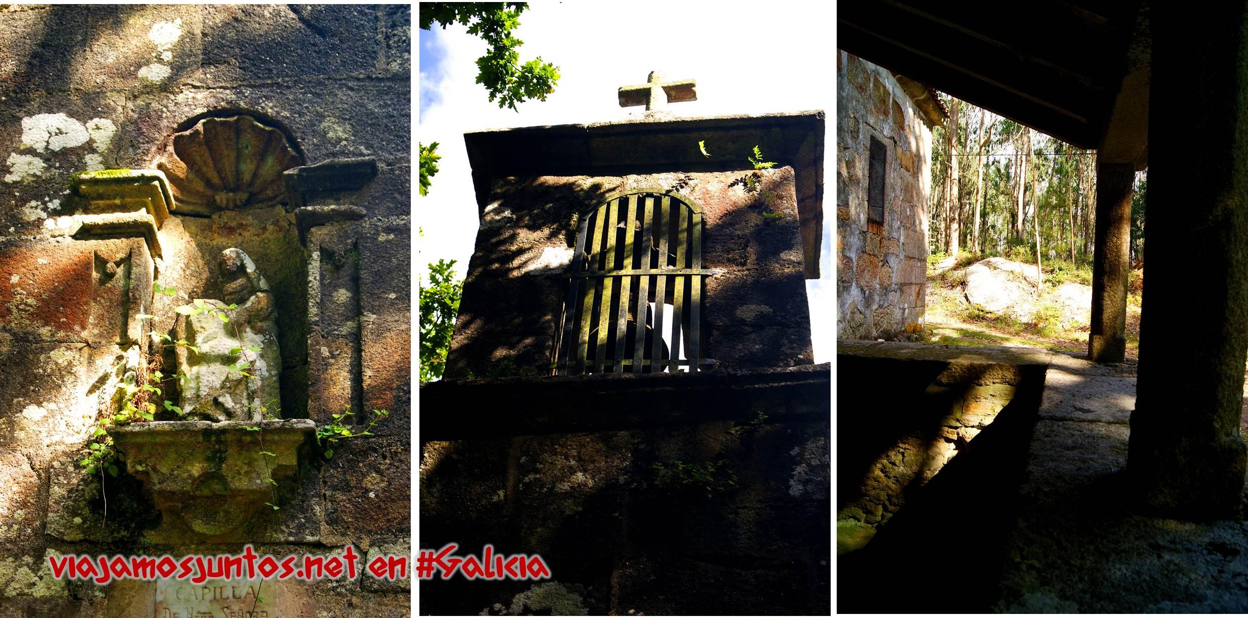 Ermita del monte Torán; Ruta de los dólmenes de Vimianzo; Dumbría, Costa da Morte, Galicia