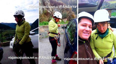 Vías ferratas de Andorra