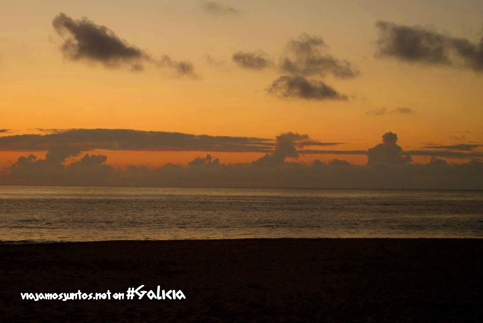 La playa del Lago, Costa da Morte, Galicia