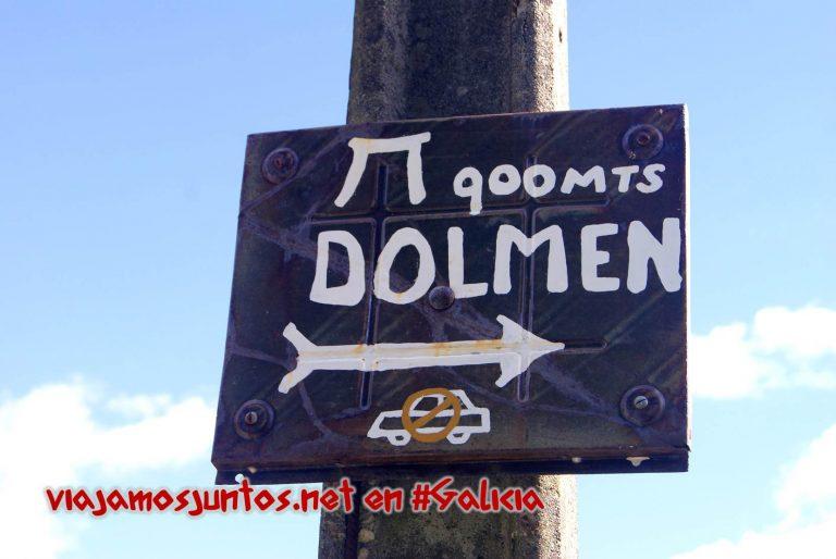 Dolmen Casota Freans; Ruta de los dólmenes de Vimianzo; Dumbría, Costa da Morte, Galicia