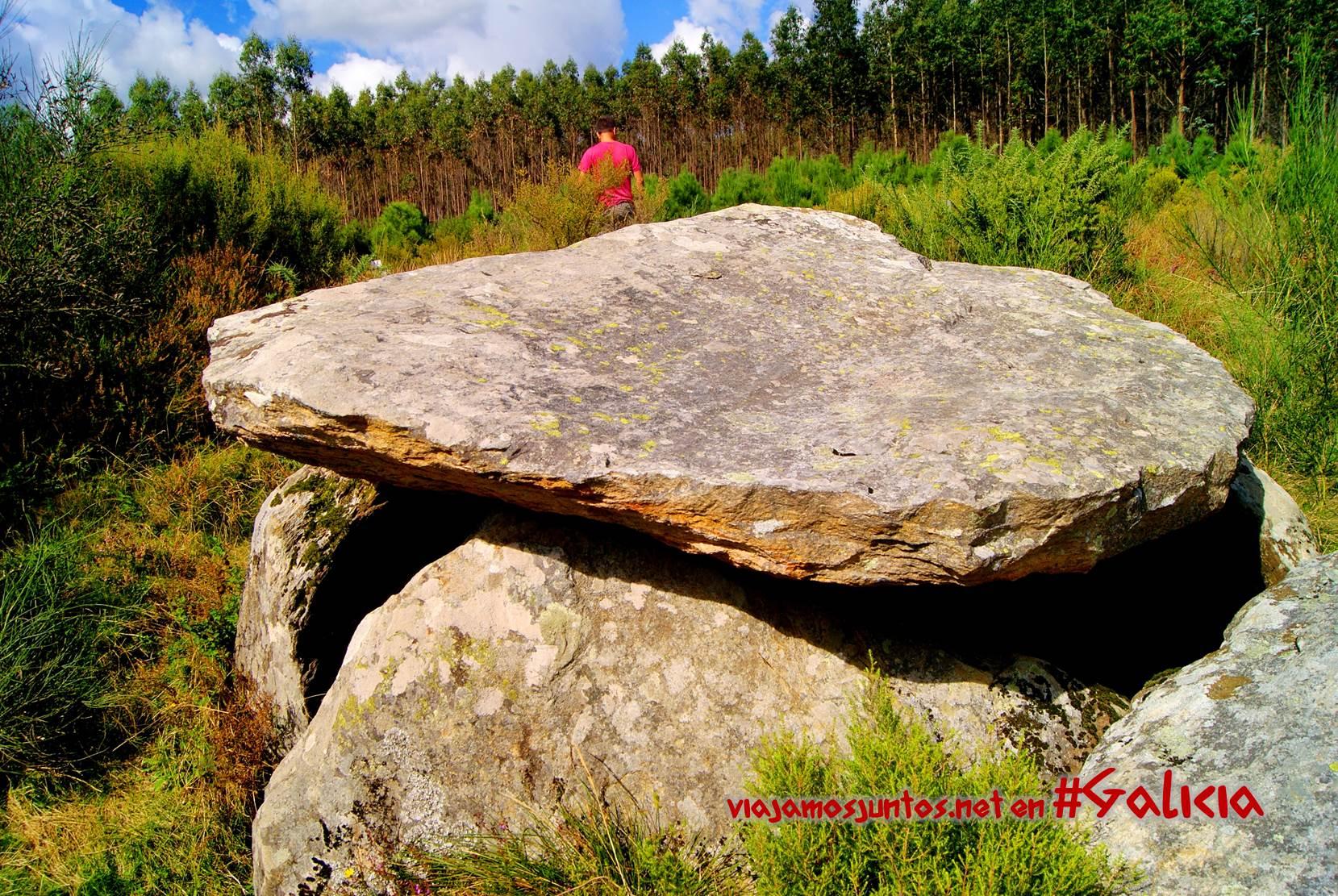 Entornos mágicos de Galicia, Costa da Morte, Galicia; dolmen