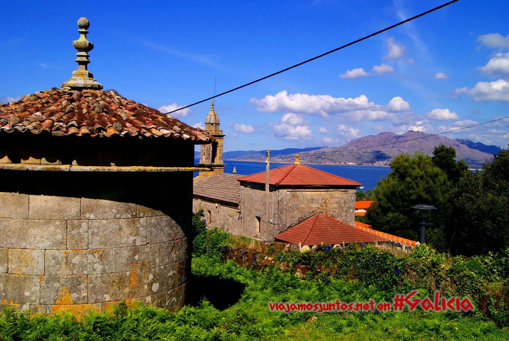 Entornos mágicos de Galicia, Costa da Morte, Galicia; vistas