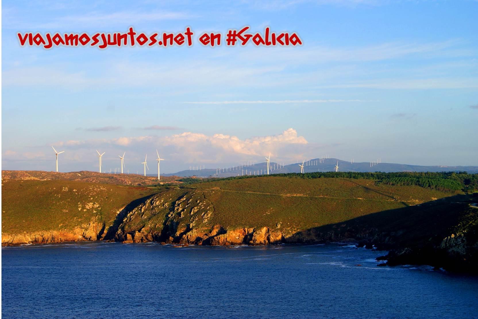 Cabo Vilán, Costa da Morte, Galicia; el faro y las vistas