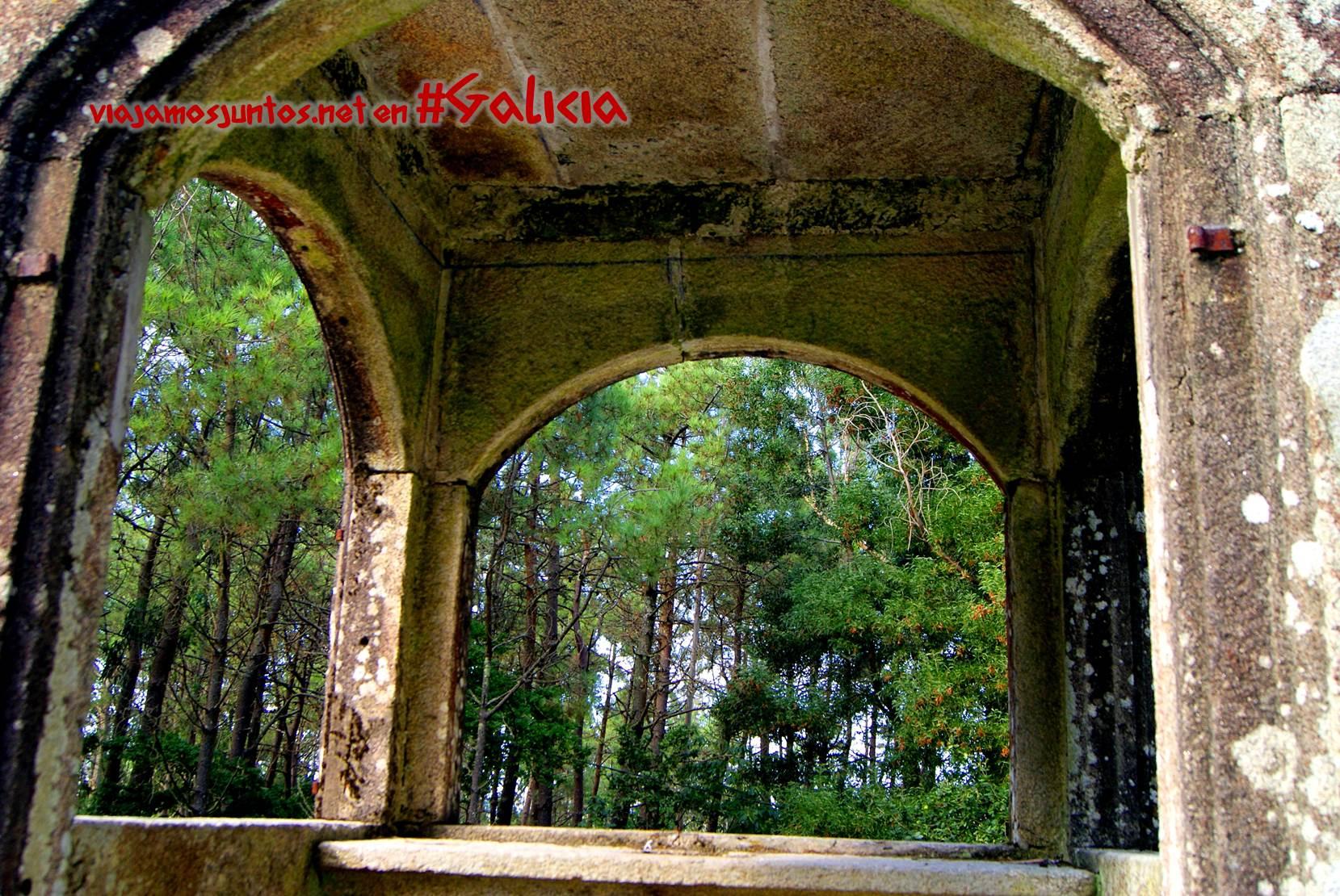 Entornos mágicos de Galicia, Costa da Morte, Galicia; capilla