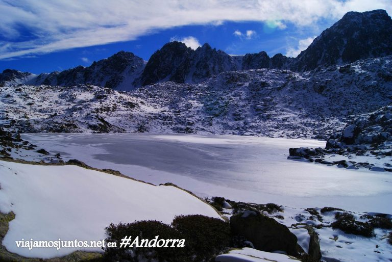 Les Pessons, GRP de Andorra, Pirineo Oriental