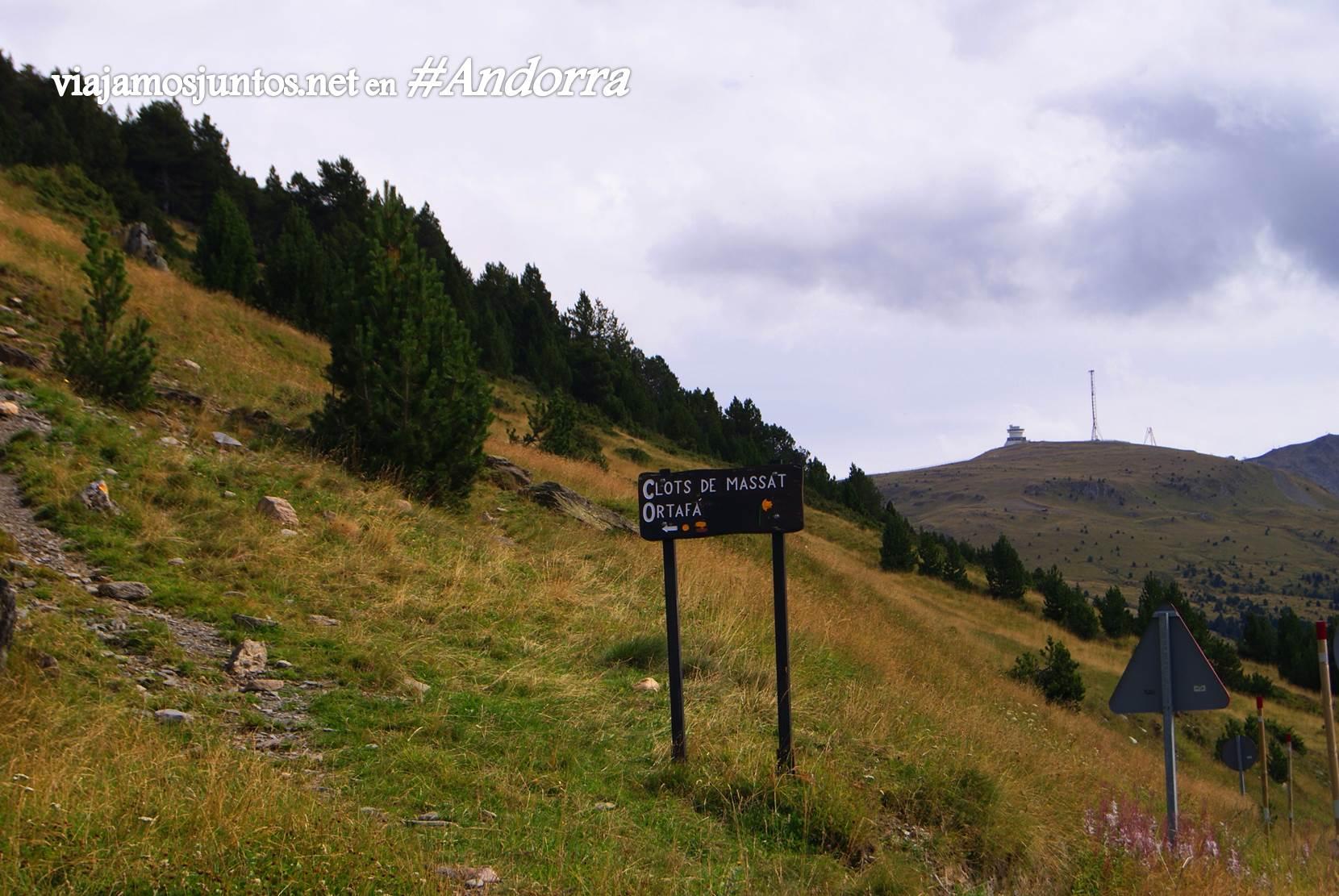 En 2014 accedemos por Soldeu para empezar el GRP de Andorra