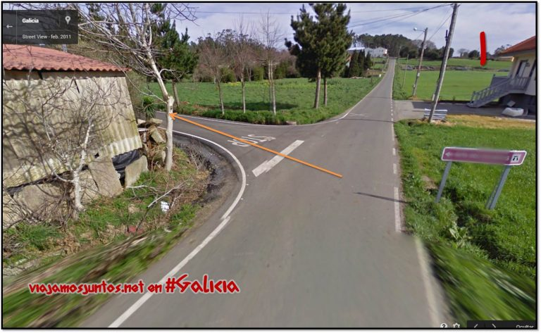 Ermita de Monte Torrán; Ruta de los dólmenes de Vimianzo; Dumbría, Costa da Morte, Galicia