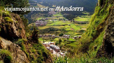 Ferrata Canal de la Mora, 1; Canillo, Andorra