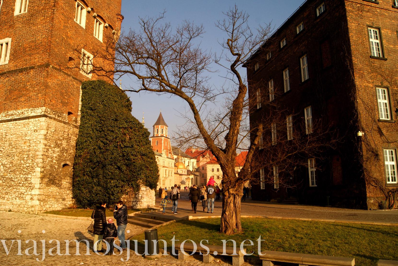 Que ver en Cracovia, Polonia; el castillo de Wawel