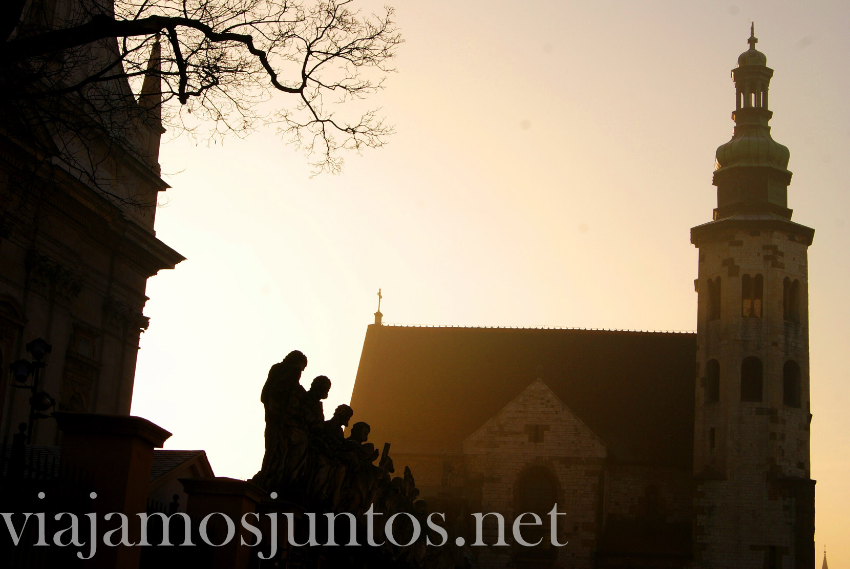 Que ver en Cracovia, Polonia; paseando por la ciudad temprano por la mañana