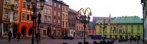Que ver en Cracovia, Polonia; catedrales e iglesias