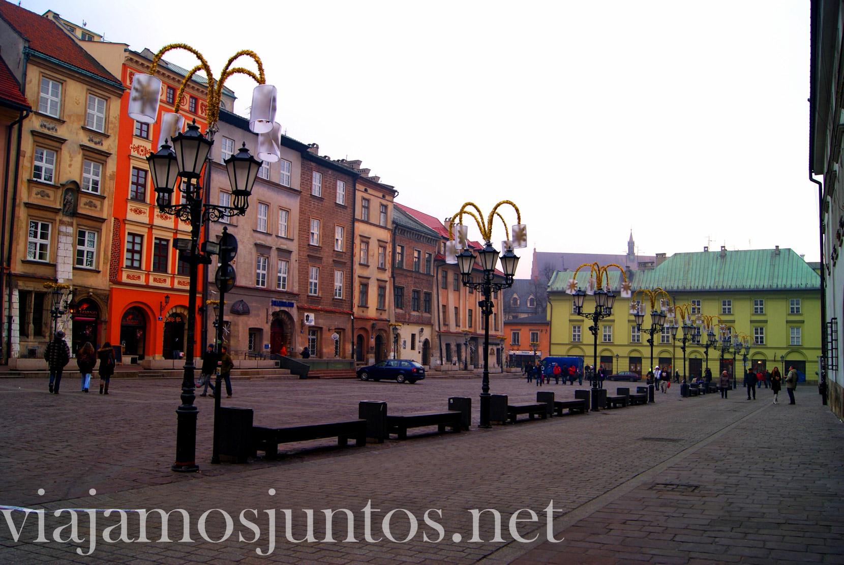 Que ver en Cracovia, Polonia; Pcatedrales e iglesias