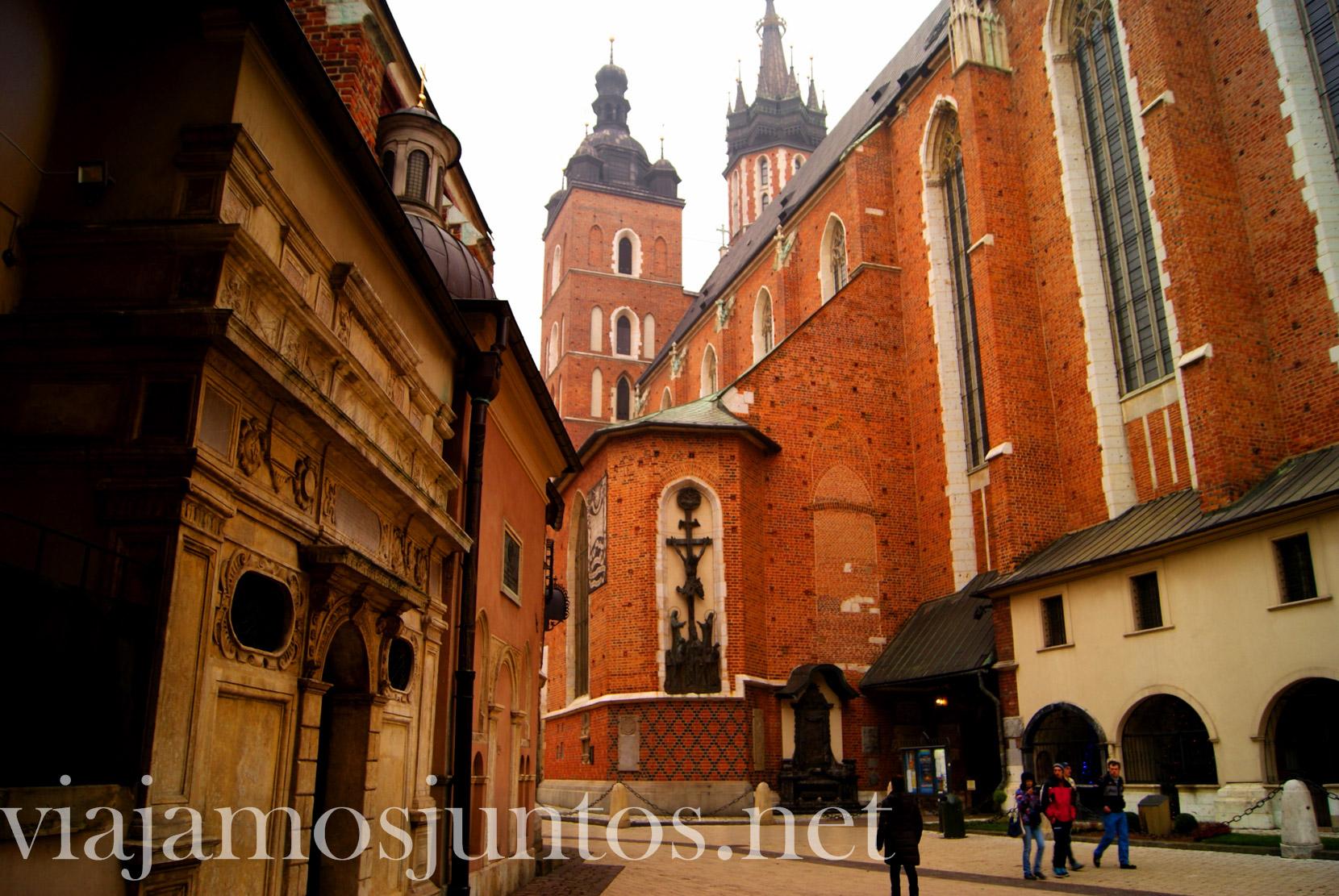 Que ver en Cracovia, Polonia; Plaza del Mercado