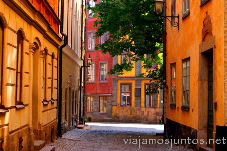 Como elegir la mejor excursión en Estocolmo, Suecia. Stockholm, Sweden.