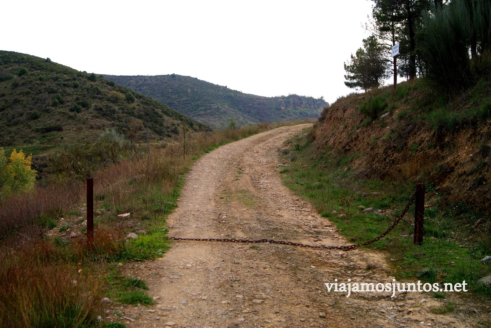 Ruta a las Cárcavas, Patones, Madrid; senderismo por sitios singulares de la Comunidad de Madrid; dirección; coto de caza