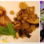 Recetas con setas fáciles: Boletus salteados a fois-gras