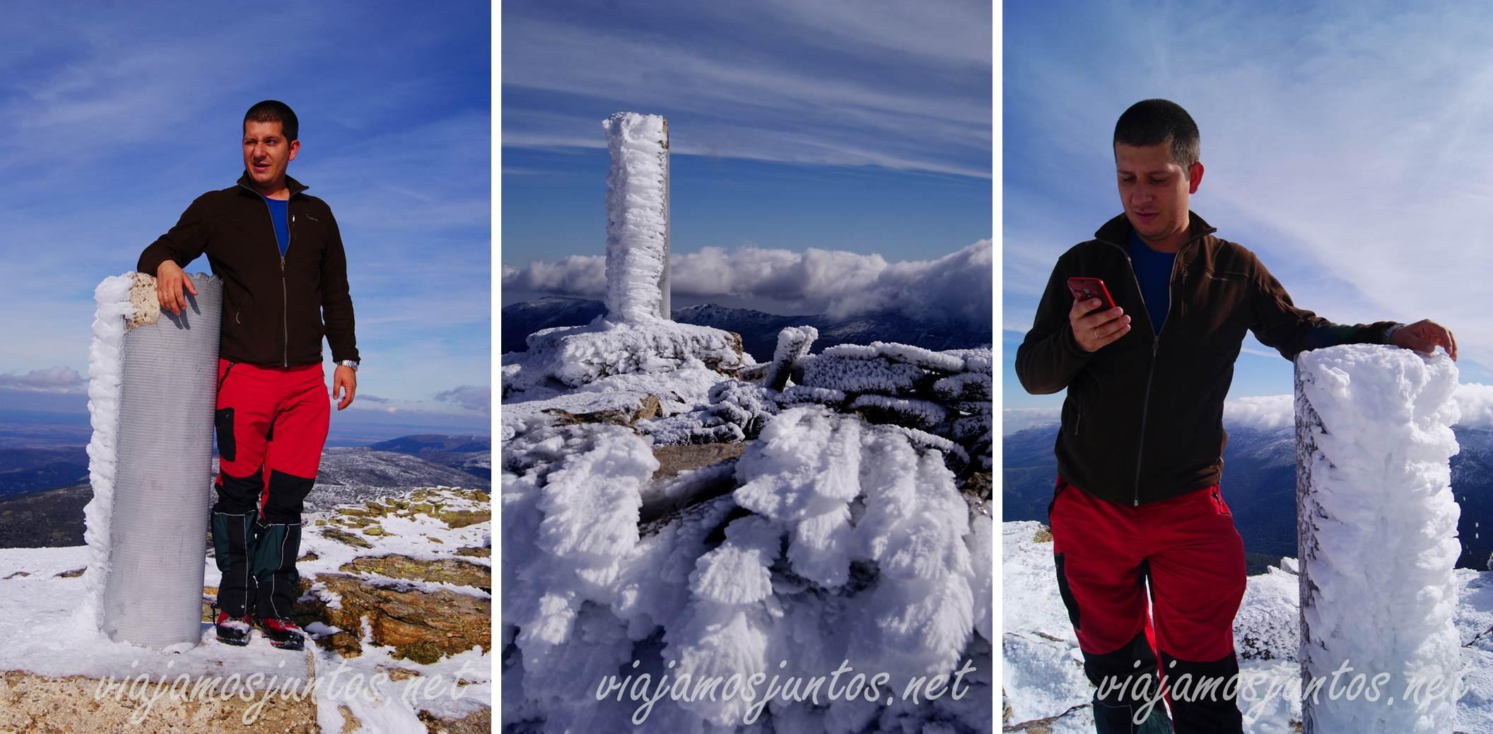 Peñalara, la montaña más alta de la comunidad de Madrid