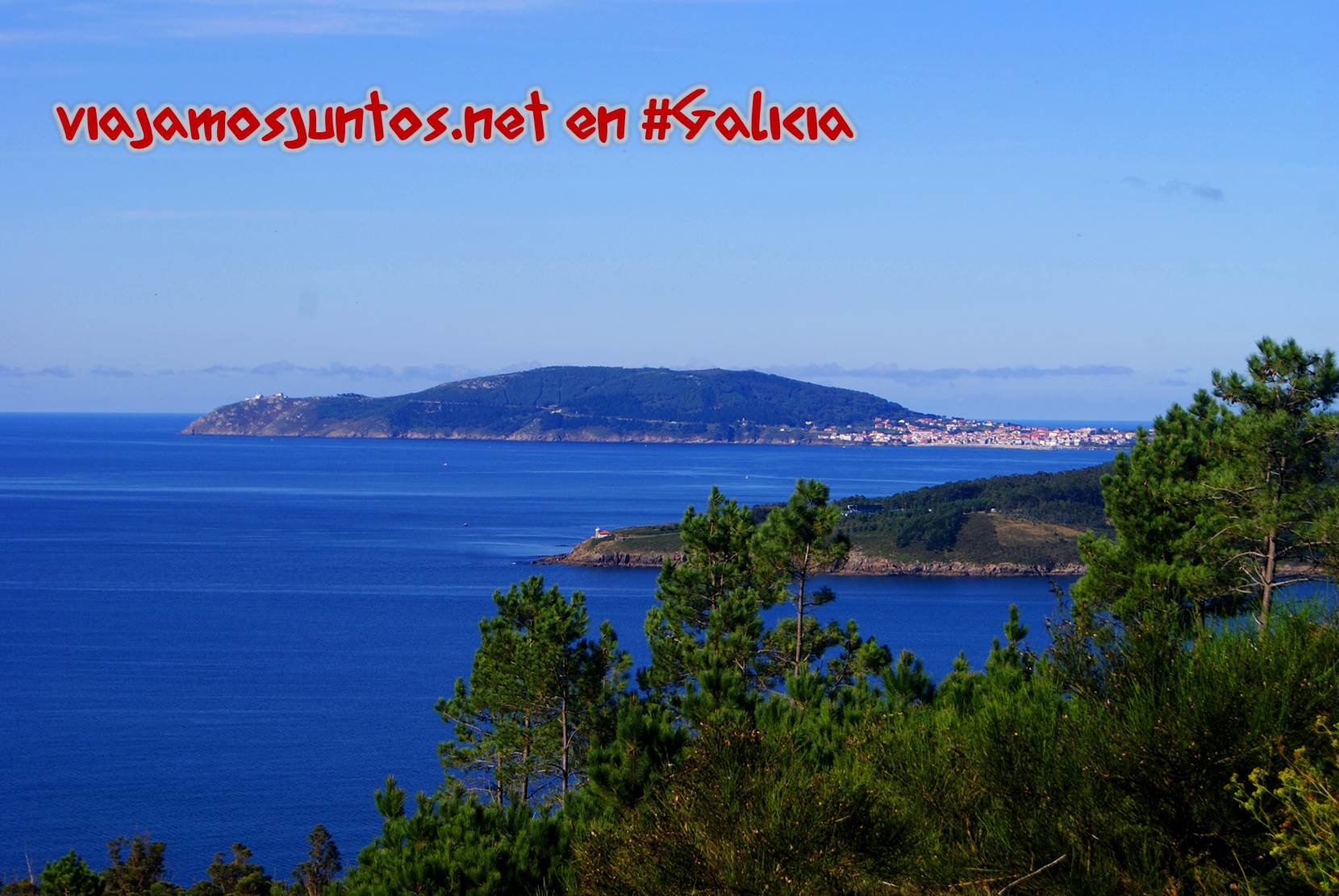 Mirador de Ézaro, Costa da Morte, Galicia