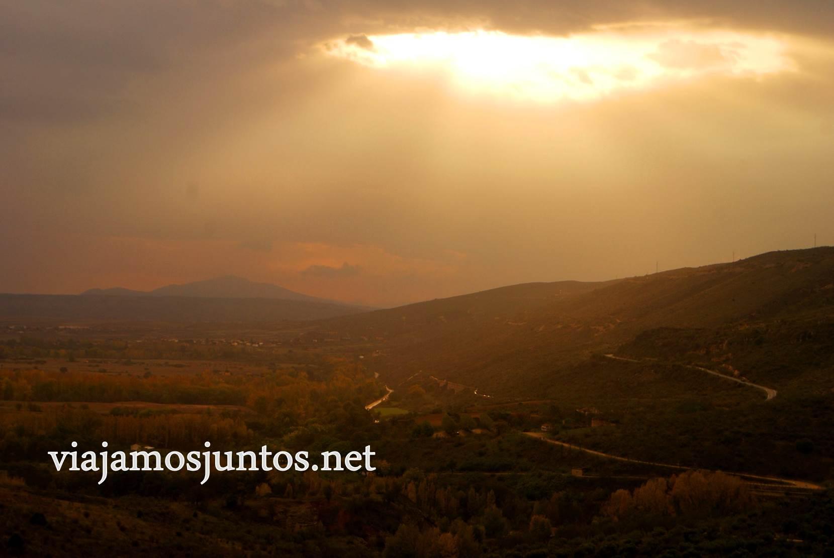 Ruta a las Cárcavas, Patones, Madrid; senderismo por sitios singulares de la Comunidad de Madrid