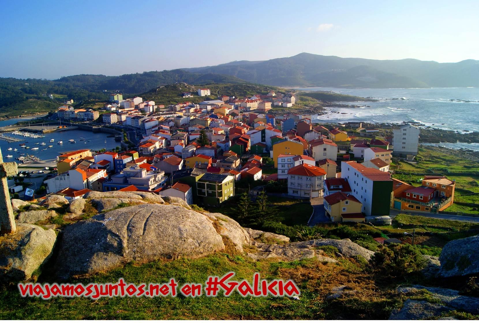 Cabo de Muxia, Cabo de Barca, Costa da Morte, Galicia
