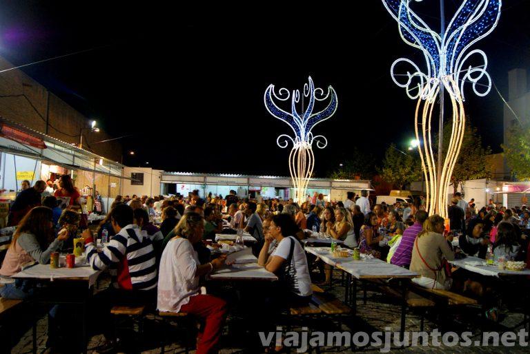 Vendimia en Palmela, Portugal