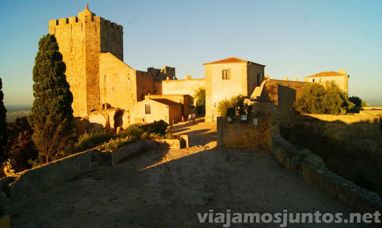 Castillo de Palmela, Portugal.