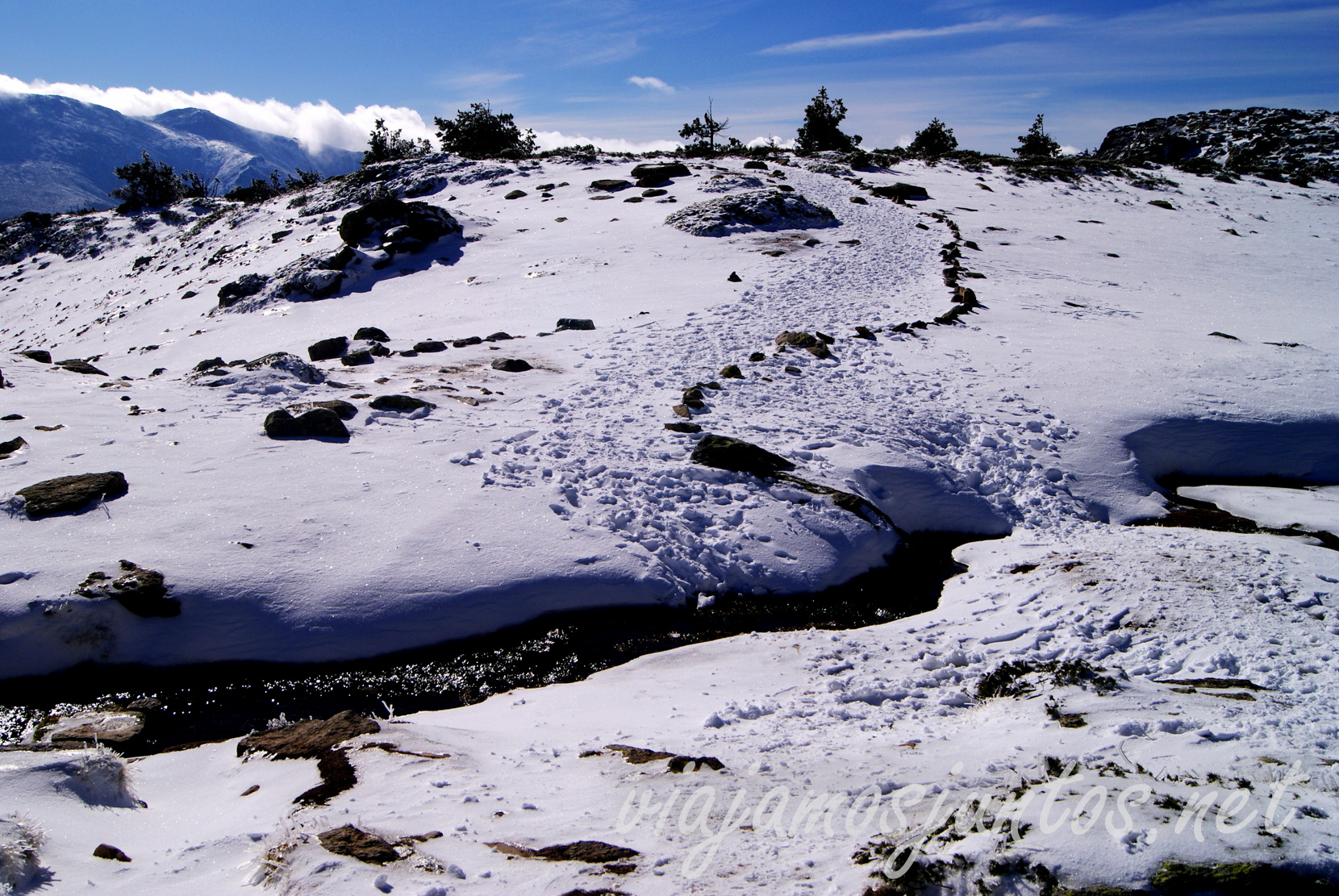 Peñalara, el pico más alto de la comunidad de Madrid y Segovia. Ruta circular