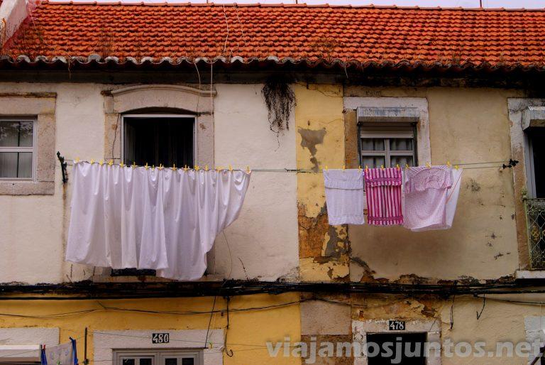 Alrededores de los restaurantes para comer en Setubal, Portugal