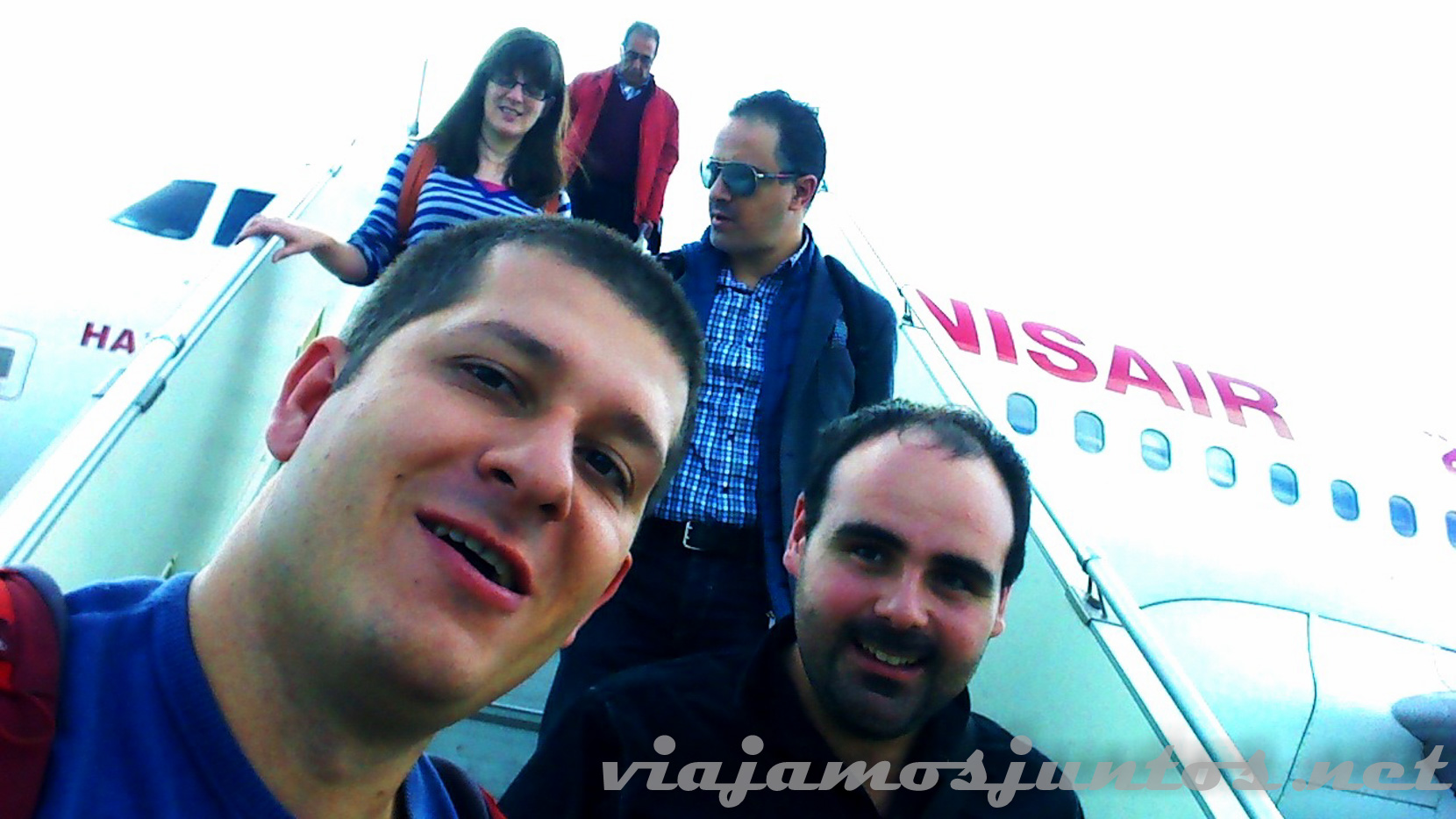 Volar con TunisAir