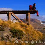 Experimentando con las sendas... Viajamos Juntos, blog de Viajes