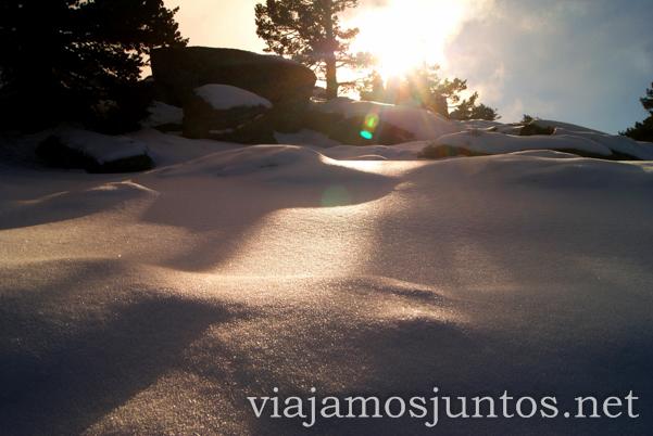 Experimentando con el frío... Viajamos Juntos, blog de Viajes