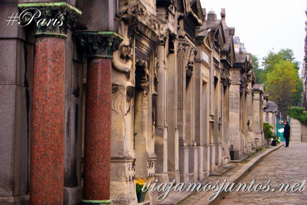 Qué paséis buen rato por los cementerios de París. Cementerios de París, Montmarte. Francia
