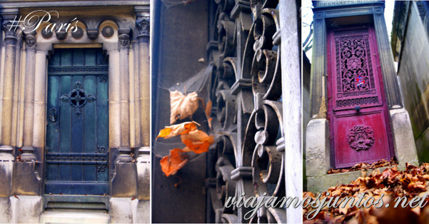Qué disfrutéis de paseos por los cementerios... Cementerios de París, Pere Lachaise. Francia