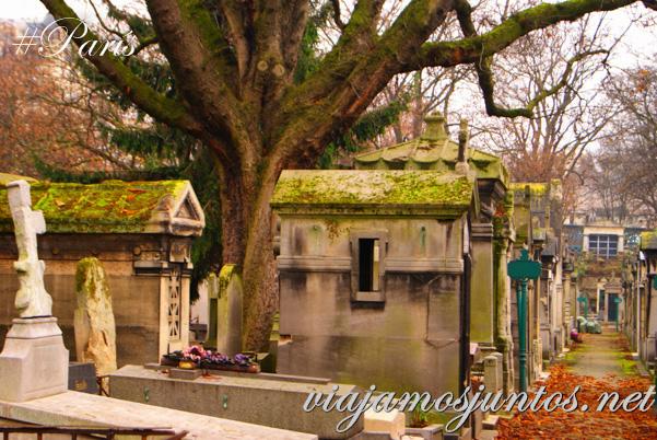 Cementerio de Montmarte. Cementerios de París, Montmarte. Francia