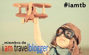 IamTravelBlogger Logo