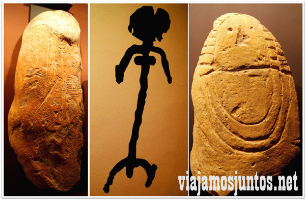 Las Estelas. Arte Rupestre de Monfragüe
