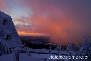 Sierra de Madrid en invierno.¡Escápate a la nieve!