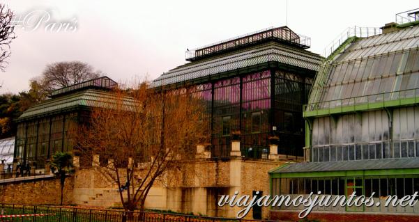 Los jardines y sus casitas de colores París, Francia. Que ver y que hacer