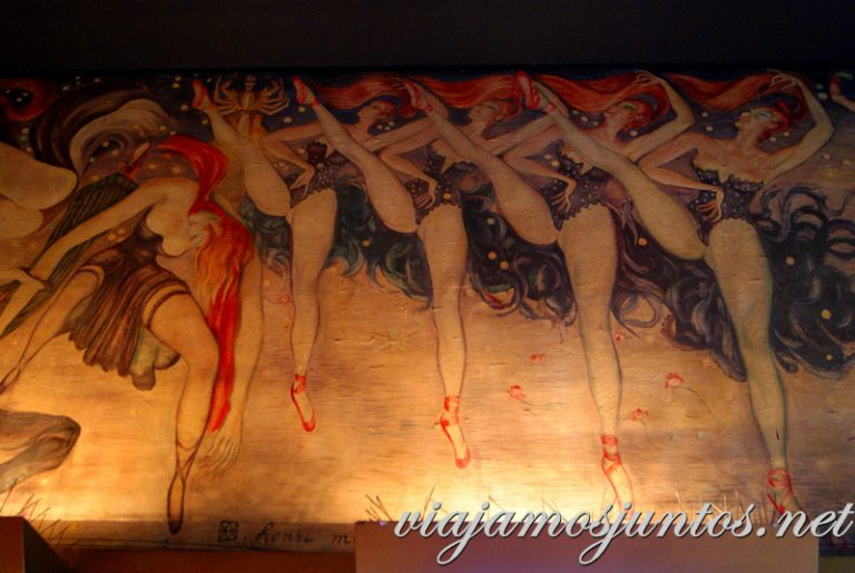 Mouline Rouge París, que ver y que hacer en cuatro días