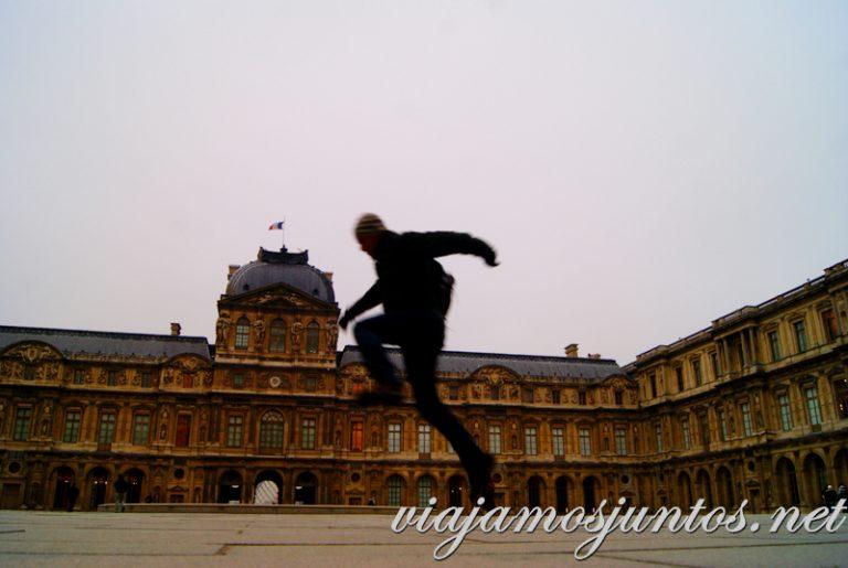 Selfie. París, que ver y que hacer en cuatro días
