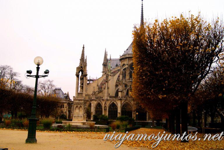 Notre-Dame París, que ver y que hacer en cuatro días