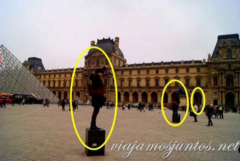Selfies... París, que ver y que hacer en cuatro días