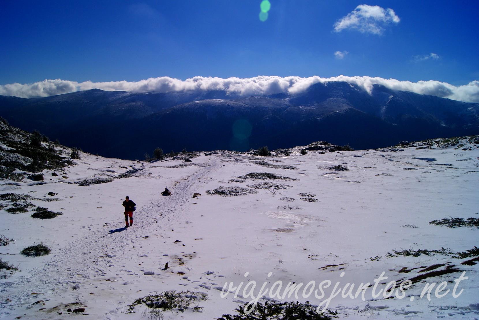 El camino sigue... Peñalara, el pico más alto de la comunidad de Madrid y Segovia. Ruta circular